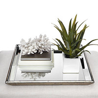 Pascual Mirrored Tray | Gifts-for-the-home | Gifts | Z Gallerie