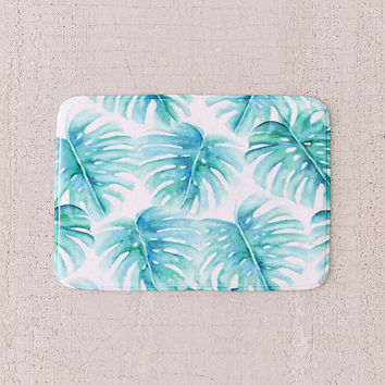 Jacqueline Maldonado For Deny Paradise Palms Bath Mat | Urban Outfitters