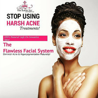 The Flawless Facial System-Essential: For Acne & Hyperpigmentation