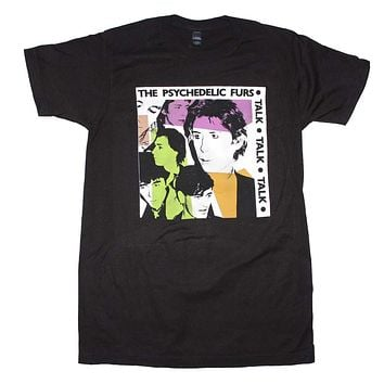 Psychedelic Furs Talk Talk Talk Fitted T-Shirt