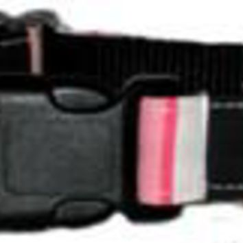 California Stripe Dog Collar