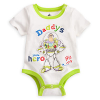 Buzz Lightyear Disney Cuddly Bodysuit for Baby | Disney Store