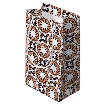 Uncle Sam Pointing Finger Kaleidoscope Small Gift Bag