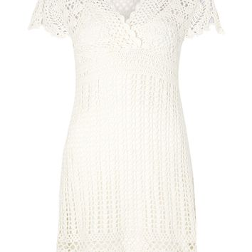 Hand Crochet Dress | Topshop