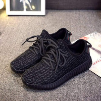 So Cool Black Womens Sports Shoes Sneakers