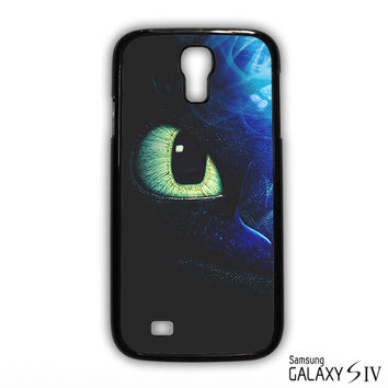 One Eyes Night Furry How Do You Train The Dragon for phone case Samsung Galaxy S3,S4,S5,S6,S6 Edge,S6 Edge Plus phone case