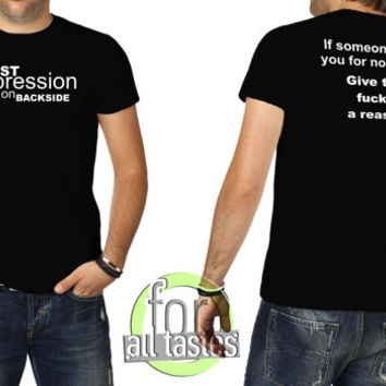 Reason , T-shirt  design, all sizes. great gift