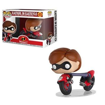 [PREORDER] Pop! Rides: Incredibles 2 – Elastigirl on Elasticycle