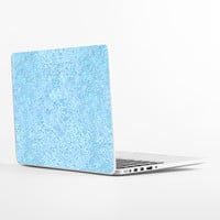 Blue Spot Laptop Skin