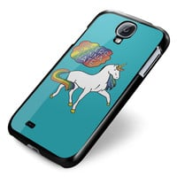 Taylor Swift Unicorn Haters gonna hate for Samsung Galaxy S4