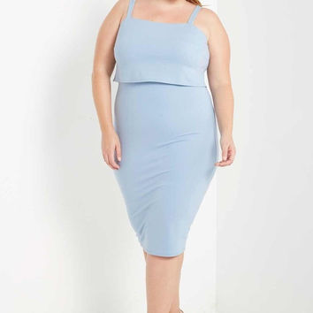 Portman Bodycon Dress Plus Size