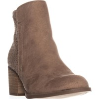 madden girl Fayth Ankle Boots, Sand, 8.5 US