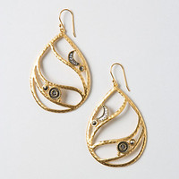 Lunar Phase Earrings  - Anthropologie.com