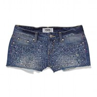 Bling Denim Short