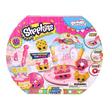 Tastee Bakery Beados Shopkins Activity Pack