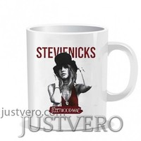 Fleetwood Mac stevie nicks Ceramic Mug - Justvero