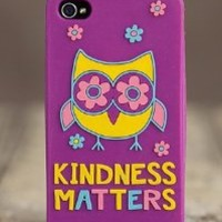 Natural Life Iphone 4/4s Case - Kindness Matters