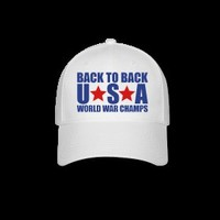 Back to Back World War Champs Hat