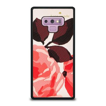 KATE SPADE CAMEROON STREET ROSES Samsung Galaxy Note 9 Case