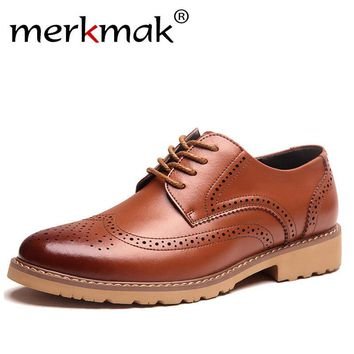 Merkmak 2017 Fashion Brand Men's