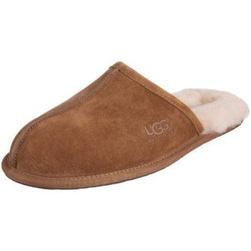ugg-men-s-scuff-slipper-ugg-australia-womens number 1