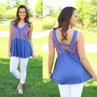 Delicate Detailing Tunic