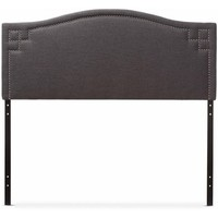 Baxton Studio Aubrey Modern and Contemporary Upholstered Headboard, Multiple Sizes and Colors - Walmart.com