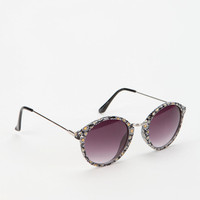 Urban Outfitters - Daisy Mae Round Sunglasses