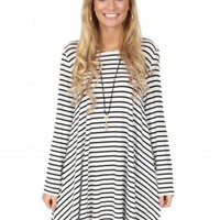 Fall In Line Dress | Monday Dress Boutique