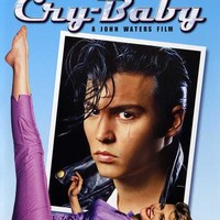 Cry Baby 11x17 Movie Poster (1990)