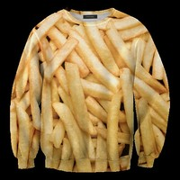 Mr. GUGU & Miss GO :: OUTERWEAR :: Fries Sweater