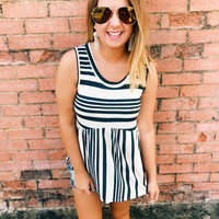 All About Those Stripes Tank