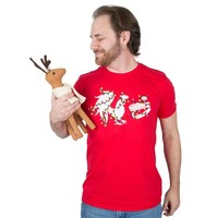 Rooster Teeth Holiday Lights Tee