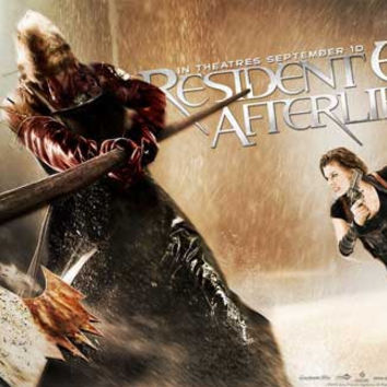 Resident Evil: Afterlife 11x17 Movie Poster (2010)