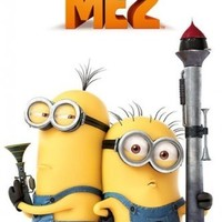 Despicable Me 2 (Armed Minions) Poster