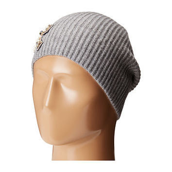Marc Jacobs Embellished Cashmere Hat