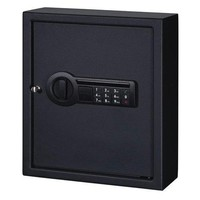 Stack On Personal Drawer/Wall Safe with Electronic Lock 1 shelf