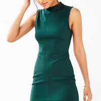 Silence + Noise Seamed Bodycon Tank Dress-