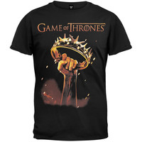 Game of Thrones - Crown Fist T-Shirt