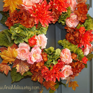 fall wreaths autumn wreaths fall front door wreaths fall wreaths, fall decorations, welcome fall wreath