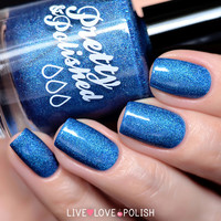 Pretty & Polished Sea Spray Nail Polish