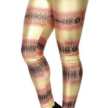 Crocodile Skin Leggings Design 102