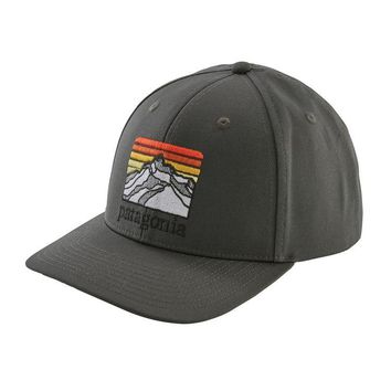 PATAGONIA LINE LOGO ROGER THAT HAT