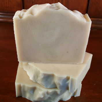 Basil Lime Rosemary Goat Milk Soap