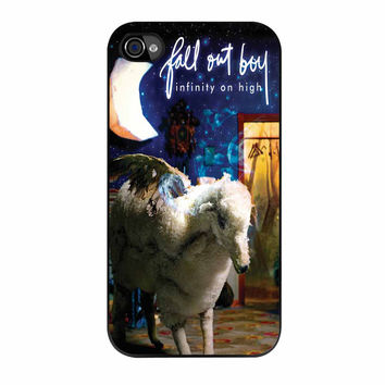 Fall Out Boy Infinity On High Album Cover iPhone 4 Case