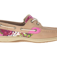 Sperry Top-Sider Bluefish 2-Eye Linen/Red Foulard - Zappos.com Free Shipping BOTH Ways