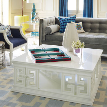 Radcliffe Cocktail Table | Modern Furniture | Jonathan Adler