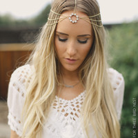 Summer Wind Headpiece