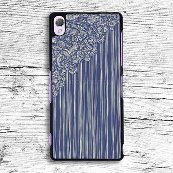 The Unraveling of Paisley Lace Sony Xperia Case, iPhone 4s 5s 5c 6s Plus Cases, iPod Touch 4 5 6 case, samsung case, HTC case, LG case, Nexus case, iPad cases