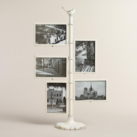 White Bird 5-Photo Pedestal Frame - World Market